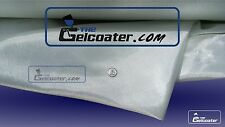 "Fiberglass Cloth Plain Weave 6oz (200g) 50"" wide in 5' feet length Best quality"