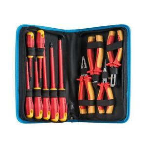 Jonard Insulated Tool Kit (11-Piece)