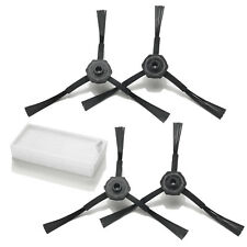 Spazzole e Filtro Hepa per Ariete Briciola Robot Aspirapolvere 2711 2712 2717