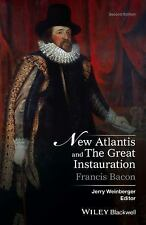 NEW ATLANTIS AND THE GREAT INSTAURATION - BACON, FRANCIS/ WEINBERGER, JERRY (EDT
