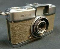 Olympus PEN 1 REFURBISHED & WORKING Half Frame 35mm Film Camera 1:3.5 28mm 1960s