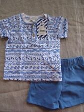 Cotton Blend Beach & Tropical Baby Boys' Clothing