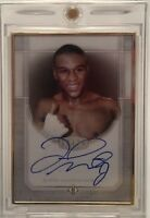 FLOYD MAYWEATHER TOPPS TRANSCENDENT AUTOGRAPH AUTO Metal CARD TCA-FMJ 18/25