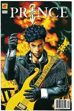 **PRINCE: ALTER EGO #1**(1991, DC)**1ST PRINCE IN HIS OWN TITLE**VF+**HOT!**