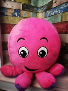 Octopus Energy Octopus pink Plush Toy super soft new large  approx 12 inch
