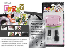 Konad Fancy Stamping Nail Art Kit 1