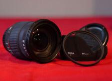 SIGMA 18 - 50 mm f2.8 EX DC MACRO Lens