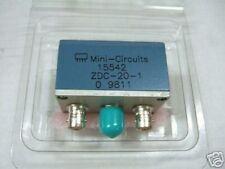 Mini-Circuits ZDC-20-1 Directional Coupler 25-400 15542