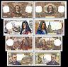 2x 5 - 100 francs francais - Edition 1962 - 1979 - 8 billets de banque - 03