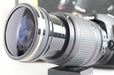 Ultra Wide Angle Macro Fisheye lens for Nikon D & 18-55 VR AFS DX 52MM New