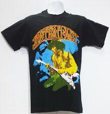 Jimi Hendrix music legend crosstown traffic femmes années 1960 RETROT-shirt