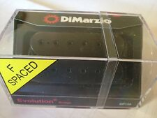 DiMarzio Evolution F Spaced DP159 Black Electric Guitar Humbucker Pickup