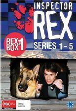 Inspector Rex : Vol 1 (DVD, 2010)