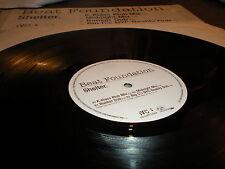 Beat Foundation Shelter 12 inch vinyl K Klass + 3 mixes VC  Skinnymalinky record