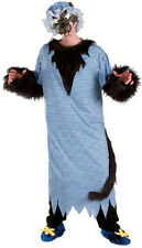 DELUXE BIG BAD WOLF GRANDMA RED RIDING HOOD GRANNY ADULT COSTUME SIZE STANDARD