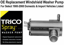 Windshield / Wiper Washer Fluid Pump - Trico Spray 11-603