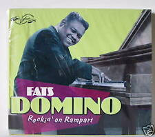 FATS DOMINO ROCKIN' ON RAMPART 2 CD