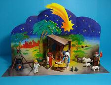 Playmobil Christmas ~ Weihnachtskrippe / Nativity Manger (3996)& Anleitung + OVP