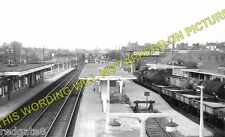 Leighton Buzzard Railway Station Photo. Bletchley to Cheddington & Dunstable (1)