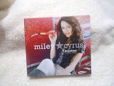 Breakout (Deluxe Edition) by Miley Cyrus (CD, 2 Disc)**LIKE NEW** **GENUINE**