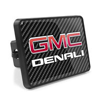 Made in USA Ford Raptor Carbon Fiber Look UV Graphic Metal Plate on ABS Plastic 2 inch Tow Hitch Cover