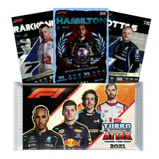 Topps Turbo Attax 2021 Formel 1 Trading Cards 151-254 & HC+ Limited zum aussuche