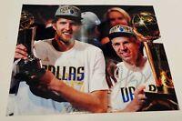 Jason Kidd Signed Dallas Mavericks 8x10 Photo COA FREE S&H Autographed
