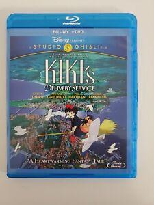 Kiki's Delivery Service [Blu-ray + DVD]