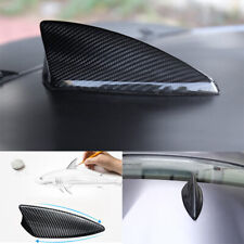 FOR Chevrolet Camaro carbon fiber Shark fin antenna receiver cover trim 1pcs