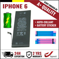 A+ REPLACEMENT REMPLACEMENT BATTERY/BATTERIJ/BATTERIE+STICKER STRIP FOR IPHONE 6