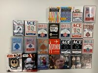Hoyle, Bicycle, Ace,various Playing Cards--25 Decks in varying conditions