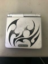 Nintendo Gameboy Advance SP Silver Model AGS-001 - Used - **READ CAREFULLY**
