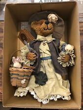 Boyds Bears Lily Crumpleton