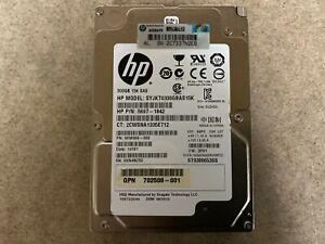 40 x HP 5697-1842 3par 300GB 6G 15k SFF SAS HDD 702508-001 A3