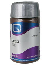 Quest Lactase Enzyme 200mg 90 Tablets LACTOSE DIGESTING ENZYMES