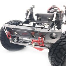 1/10 Scale METAL CNC Front Bumper Bull Bar For AXIAL SCX10 RC Crawler Truck