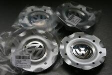 """4x Genuine VW Golf Jetta Alloy Wheel Centre Caps 1K0601149J8Z8 ClassiXs 17"""""""