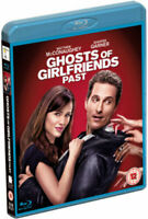 Ghosts of Girlfriends Past Blu-Ray  Matthew McConaughey, SUPERB COMEDY SEALED