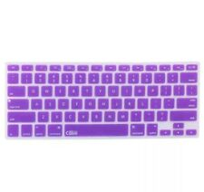 New! Casiii MacBook Pro Air Keyboard Cover Protector Wireles Silicone Ultrathin