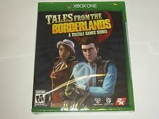 Tales From the Borderlands (Xbox One, 2016) NEW