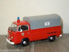 VW Volkswagen T2 Dortmund Feuerwehr van Minichamps 1:43 *6501