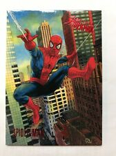 2017 Fleer Ultra Spider-Man NSU Promo Card