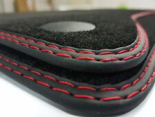 Fußmatten für Mercedes-Benz SLK-Klasse R171 Original Qualität Velours Exclusive