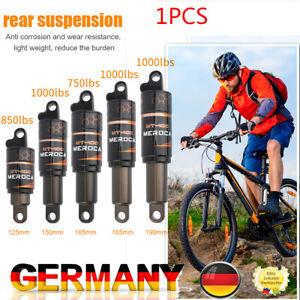 Fahrrad Luft-Heckschock MTB Luftfeder Stoßdämpfer für Berg Downhill Bike