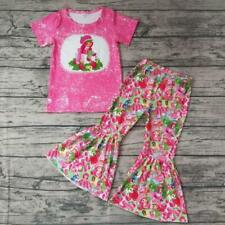 Boutique Girl Strawberry Shortcake 2pc outfit top and pants