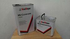 Max Mayer 0200 Clearcoat 5.0L + Extra Fast Activator 2.5L