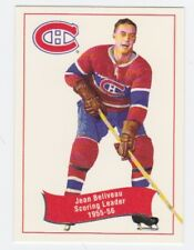1956/57 PARKHURST MISSING LINK  LEADERS -HOWE, 3x BELIVEAU,HALL, HARVEY PLANTE