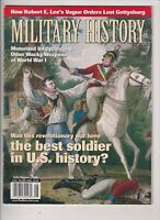 Military History Mag Peter Francisco Takes On British Jul/Aug 2006 032720nonrh