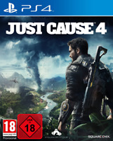Just Cause 4 (PS4) (NEU & OVP) (UNCUT) (Blitzversand)