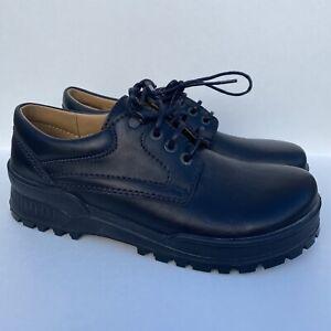 Birkenstock Oxford Footprints Leather Shoes Sz 40 Mens Sz 9-9.5 Wmns NWOT